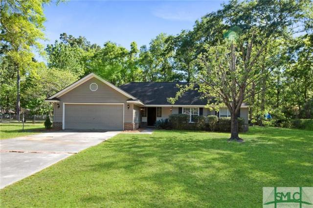 169 Cairnburgh Road, Richmond Hill, GA 31324 (MLS #208444) :: The Arlow Real Estate Group