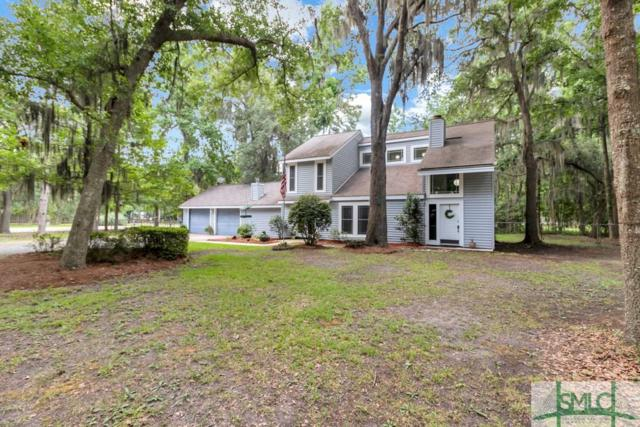 14 Old Sunbury Trail, Midway, GA 31320 (MLS #208450) :: The Randy Bocook Real Estate Team