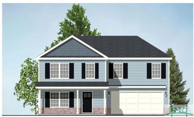 27 Saddlebrush Road, Ellabell, GA 31308 (MLS #208459) :: The Randy Bocook Real Estate Team
