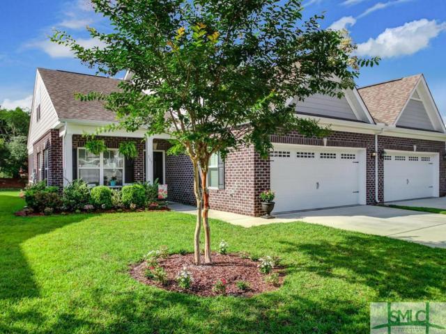 117 Regency Circle, Pooler, GA 31322 (MLS #208461) :: Coastal Savannah Homes