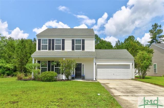 9 Old Bridge Drive, Pooler, GA 31322 (MLS #208472) :: Coastal Savannah Homes