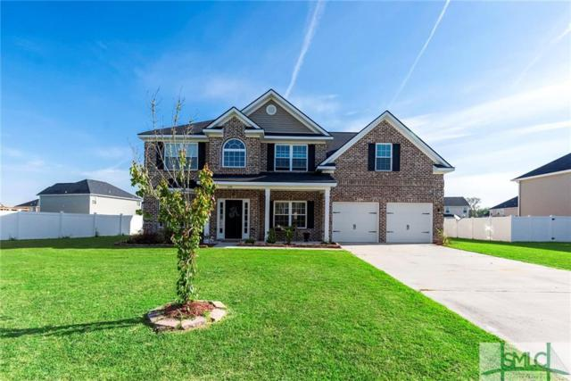 639 Red Oak Lane, Hinesville, GA 31313 (MLS #208476) :: McIntosh Realty Team