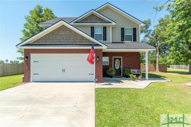 360 Mancey Garrason Loop, Ludowici, GA 31316 (MLS #208494) :: The Randy Bocook Real Estate Team