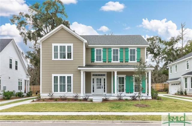 127 Bluffside Circle, Savannah, GA 31404 (MLS #208499) :: Teresa Cowart Team