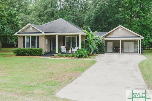313 Old Sunbury Trail, Midway, GA 31320 (MLS #208506) :: The Randy Bocook Real Estate Team