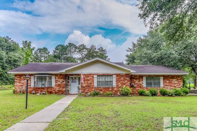 350 Blandford Road, Rincon, GA 31326 (MLS #208509) :: The Randy Bocook Real Estate Team
