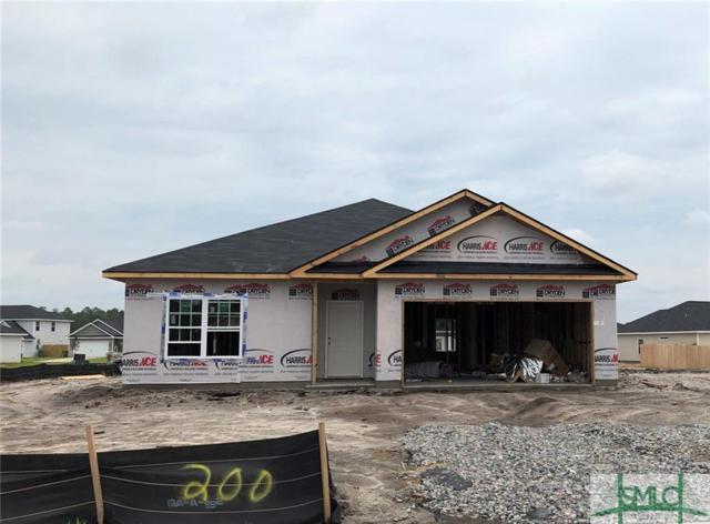 754 Burke Drive, Hinesville, GA 31313 (MLS #208511) :: McIntosh Realty Team