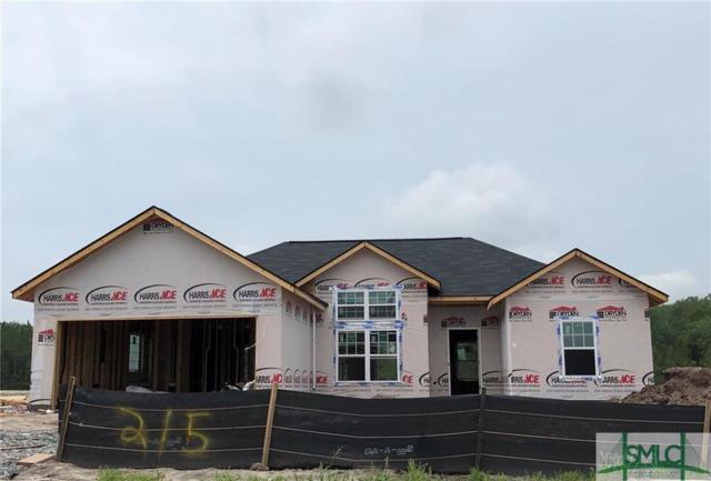 755 Burke Drive, Hinesville, GA 31313 (MLS #208516) :: McIntosh Realty Team