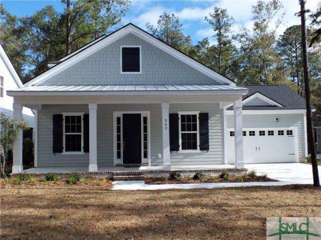 243 Ridgewood Park Drive S, Richmond Hill, GA 31324 (MLS #208533) :: The Randy Bocook Real Estate Team