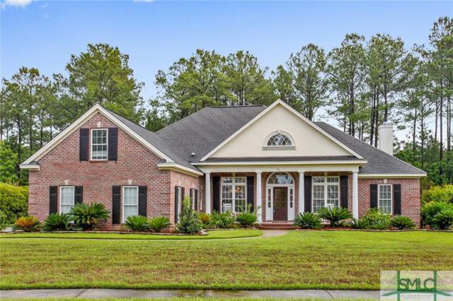 33 Lake Heron Court W, Pooler, GA 31322 (MLS #208534) :: Coastal Savannah Homes