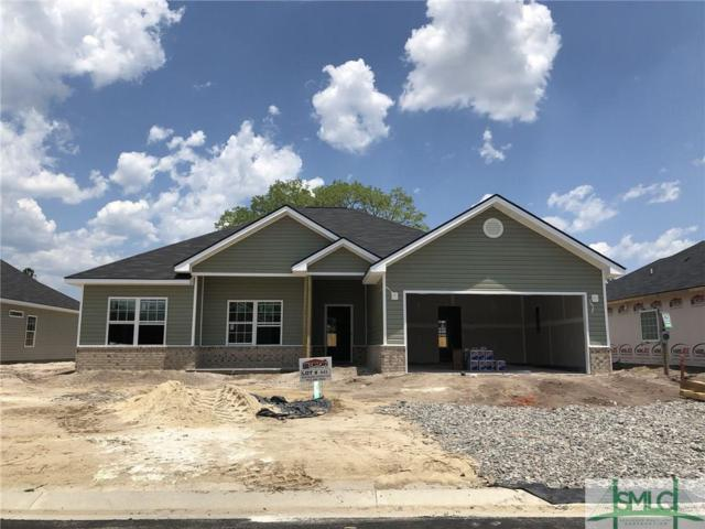 108 Brasher Drive, Hinesville, GA 31313 (MLS #208550) :: The Arlow Real Estate Group