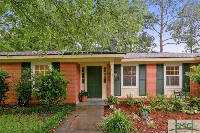 715 Glenbrook Road, Savannah, GA 31419 (MLS #208552) :: Teresa Cowart Team