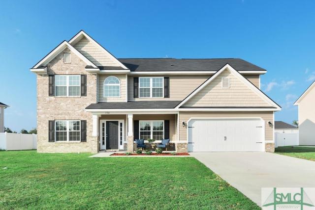 730 English Oak Drive, Hinesville, GA 31313 (MLS #208557) :: McIntosh Realty Team