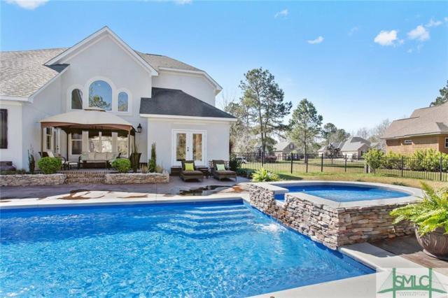 568 Chastain Circle, Richmond Hill, GA 31324 (MLS #208565) :: Coastal Savannah Homes