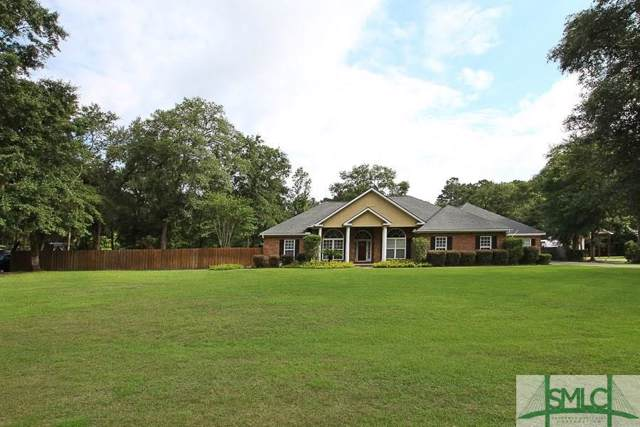 71 Bent Tree Way, Richmond Hill, GA 31324 (MLS #208578) :: The Randy Bocook Real Estate Team