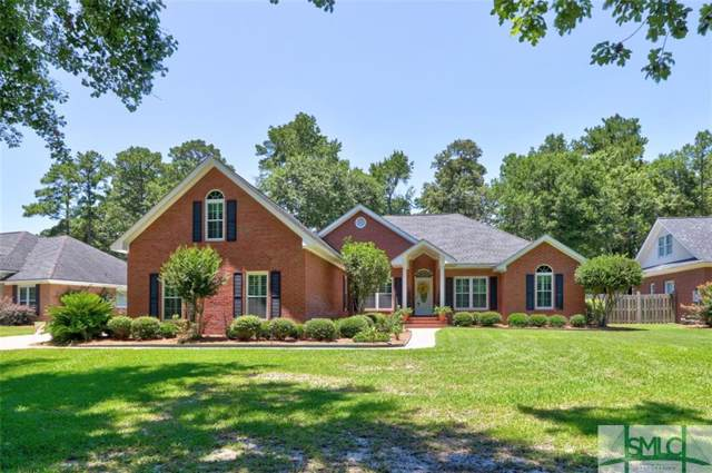 202 Lake Tomacheechee Drive, Rincon, GA 31326 (MLS #208586) :: The Randy Bocook Real Estate Team