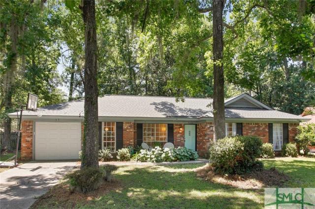 17 Barrington Circle, Savannah, GA 31419 (MLS #208600) :: The Arlow Real Estate Group
