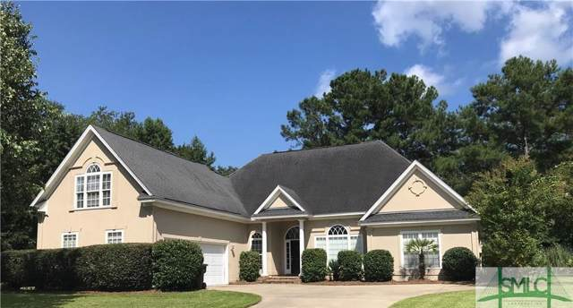1116 Kelsall Drive, Richmond Hill, GA 31324 (MLS #208602) :: The Arlow Real Estate Group