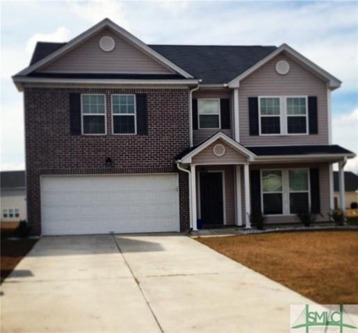 8 Chestnut Circle, Port Wentworth, GA 31407 (MLS #208603) :: The Randy Bocook Real Estate Team