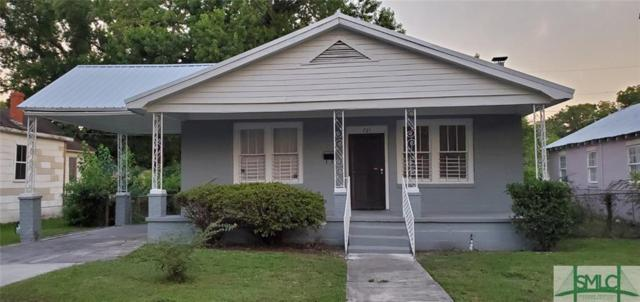 721 W 47th Street, Savannah, GA 31405 (MLS #208614) :: The Randy Bocook Real Estate Team