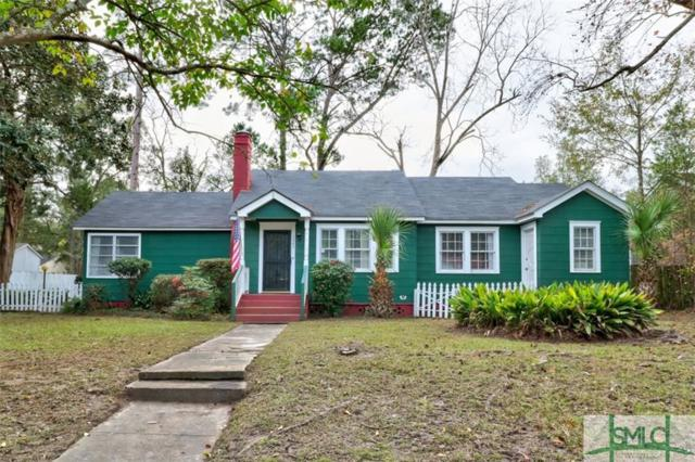 1305 E 52nd Street, Savannah, GA 31404 (MLS #208616) :: The Randy Bocook Real Estate Team