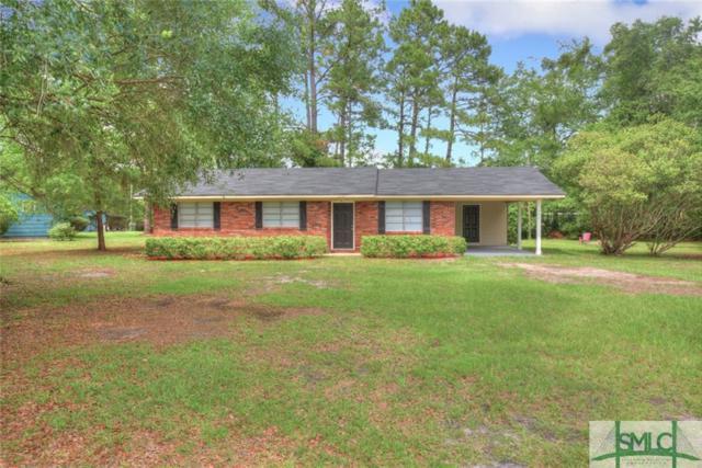 3681 Ga 196 Highway W, Hinesville, GA 31313 (MLS #208620) :: The Randy Bocook Real Estate Team