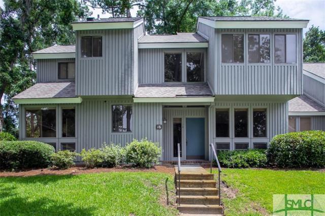16 Dame Kathryn Drive, Savannah, GA 31411 (MLS #208631) :: The Arlow Real Estate Group