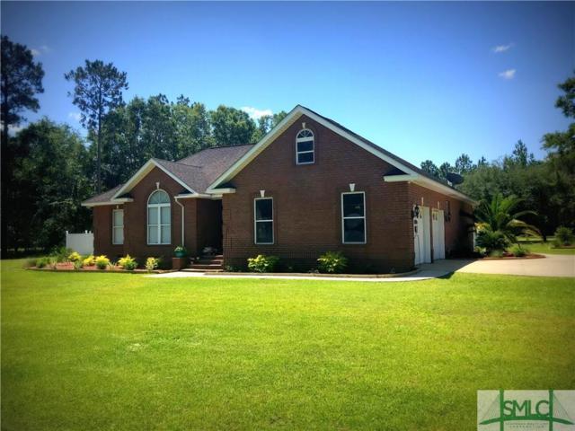 182 S Melody Drive, Jesup, GA 31545 (MLS #208647) :: The Randy Bocook Real Estate Team