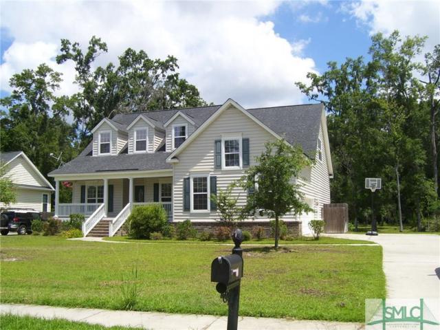 24 Lee Hall Drive, Savannah, GA 31419 (MLS #208648) :: The Arlow Real Estate Group