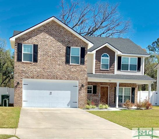 907 Jena Court, Hinesville, GA 31313 (MLS #208670) :: The Sheila Doney Team
