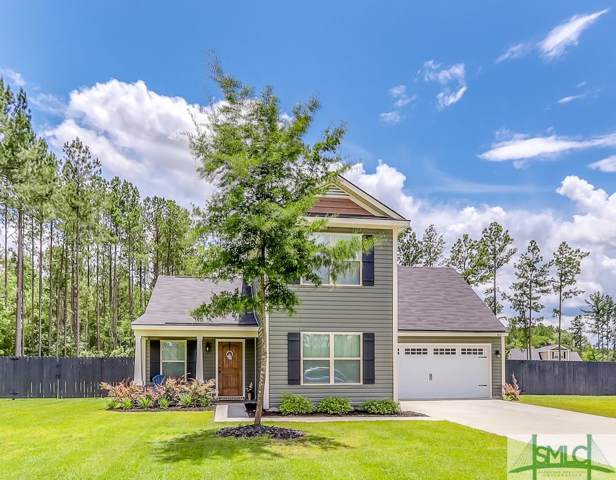 103 Fox Run Drive, Springfield, GA 31329 (MLS #208673) :: Teresa Cowart Team