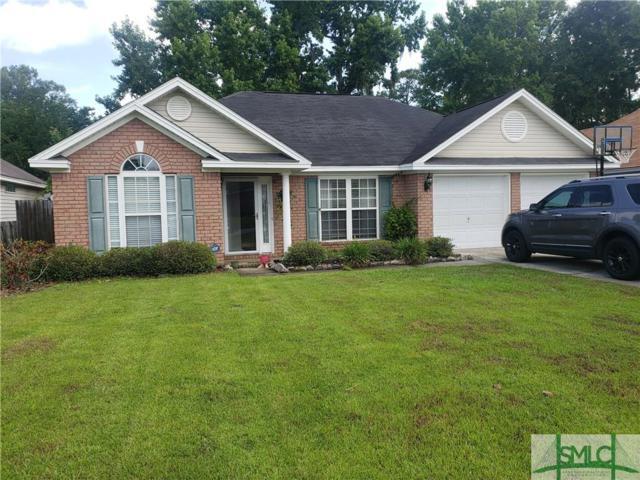 148 Junco Way, Savannah, GA 31419 (MLS #208678) :: The Arlow Real Estate Group