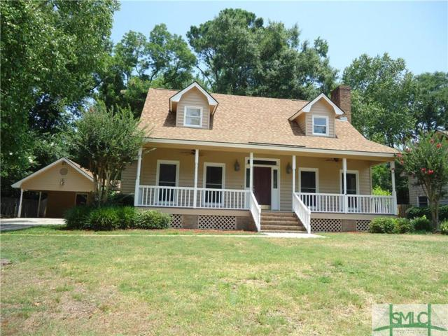110 Windfield Drive, Savannah, GA 31406 (MLS #208684) :: Teresa Cowart Team