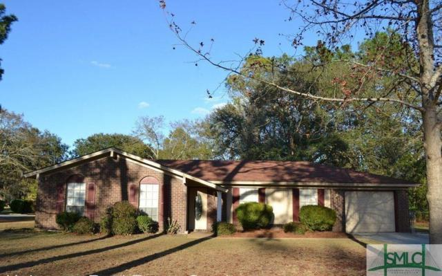 212 Elizabeth Street, Hinesville, GA 31313 (MLS #208701) :: The Randy Bocook Real Estate Team