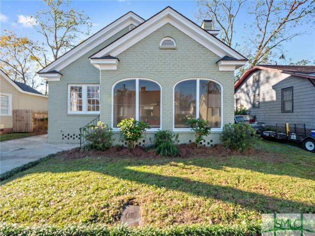 1007 Maupas Avenue, Savannah, GA 31401 (MLS #208702) :: Teresa Cowart Team
