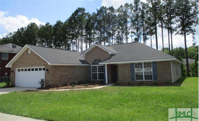 366 Manchester Court, Midway, GA 31320 (MLS #208734) :: The Arlow Real Estate Group