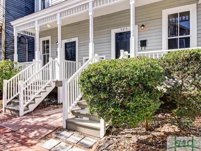525-527 E Gaston Street, Savannah, GA 31401 (MLS #208752) :: Heather Murphy Real Estate Group