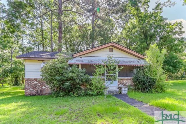 20 Hickory Drive, Garden City, GA 31408 (MLS #208759) :: The Randy Bocook Real Estate Team