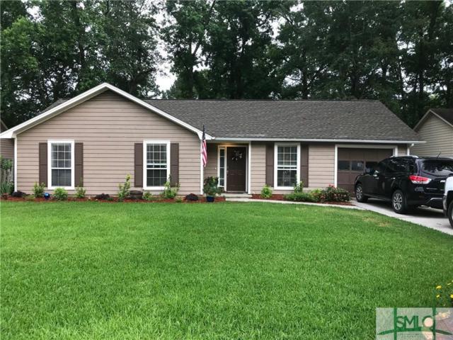 73 Red Fox Drive, Savannah, GA 31419 (MLS #208760) :: The Arlow Real Estate Group