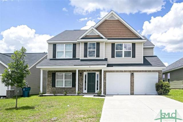 26 Roseberry Circle, Port Wentworth, GA 31407 (MLS #208762) :: The Arlow Real Estate Group