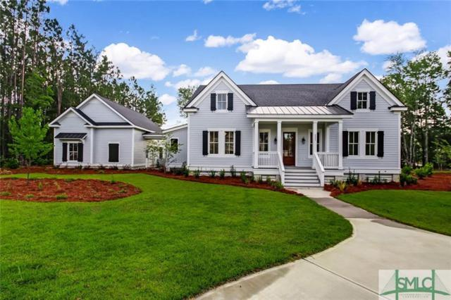 222 Westbrook Lane, Pooler, GA 31322 (MLS #208772) :: Heather Murphy Real Estate Group