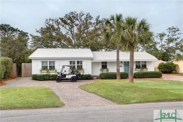 129 Lewis Avenue, Tybee Island, GA 31328 (MLS #208785) :: McIntosh Realty Team
