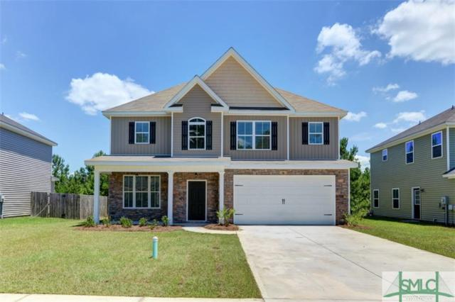 113 Annie Dr Drive, Guyton, GA 31312 (MLS #208786) :: McIntosh Realty Team