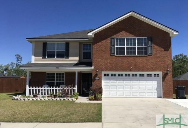 273 Manchester Court, Midway, GA 31320 (MLS #208794) :: McIntosh Realty Team