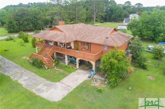 1805 Mallard Lane, Beaufort, SC 29906 (MLS #208803) :: The Randy Bocook Real Estate Team