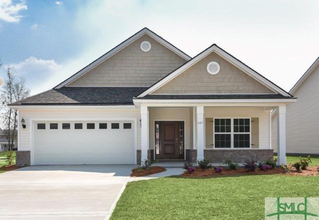 129 Hammock Drive, Richmond Hill, GA 31324 (MLS #208813) :: The Randy Bocook Real Estate Team