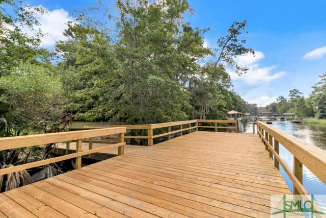 Lot 20 & 1/2 of Lot  Tideland Drive, Midway, GA 31320 (MLS #208838) :: The Randy Bocook Real Estate Team