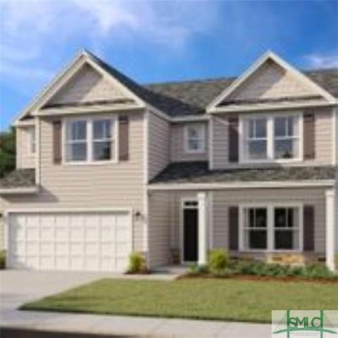 266 Cattle Run Way, Pooler, GA 31322 (MLS #208847) :: The Arlow Real Estate Group