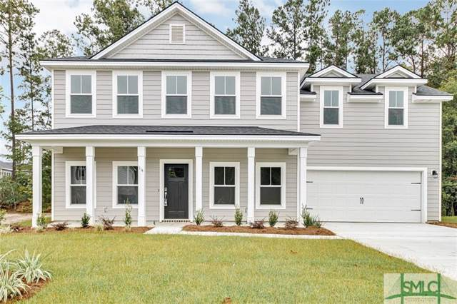 114 Brennan Drive, Richmond Hill, GA 31324 (MLS #208849) :: The Arlow Real Estate Group