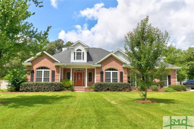 105 Settlers Point Drive, Guyton, GA 31312 (MLS #208904) :: The Sheila Doney Team
